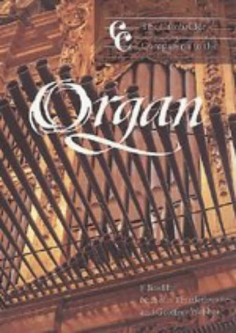 Cambridge Companion to the Organ   1998 edition cover
