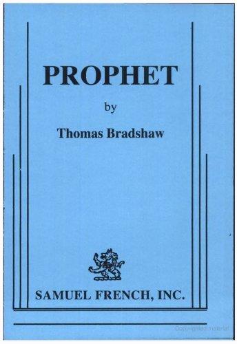 Prophet   2006 9780573633843 Front Cover