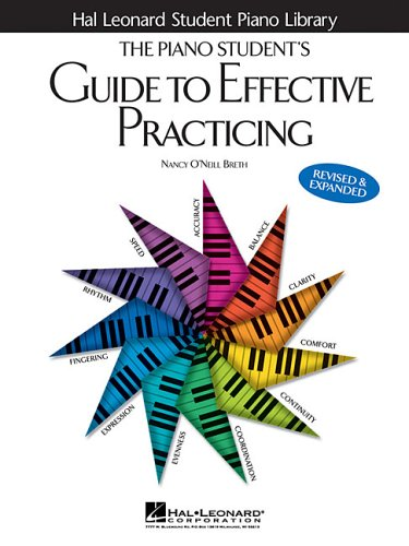 Piano Student's Guide to Effective Practicing  2nd 2004 edition cover