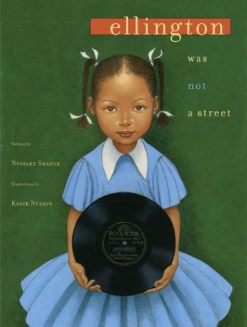Ellington Was Not a Street   2004 edition cover
