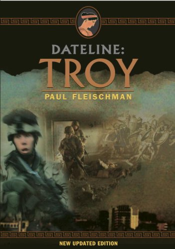Dateline - Troy  Reissue  edition cover