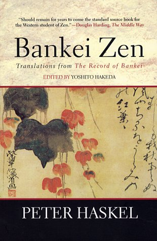Bankei Zen Translations from the Record of Bankei N/A edition cover