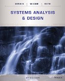 Systems Analysis and Design:   2014 edition cover