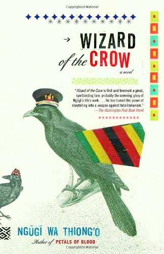Wizard of the Crow  N/A edition cover