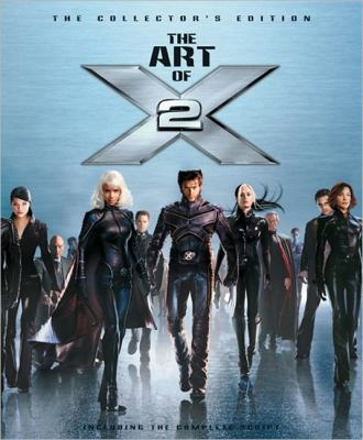Art of X2   2003 9781557045843 Front Cover