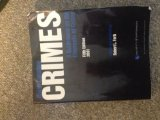 North Carolina Crimes : A Guidebook on the Elements of Crime 5th 2001 (Revised) edition cover