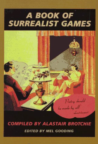 Book of Surrealist Games   1995 edition cover