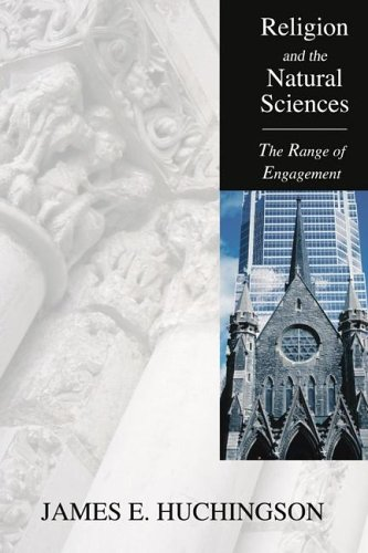 Religion and the Natural Sciences The Range of Engagement N/A edition cover