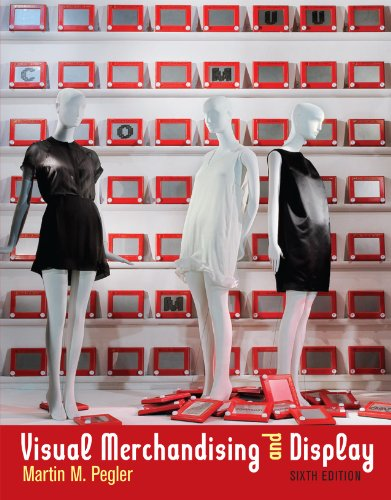 Visual Merchandising and Display  6th 2012 edition cover