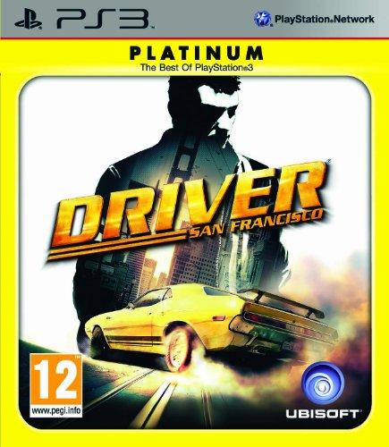 Driver San Francisco - Platinum Edition (PS3) PlayStation 3 artwork
