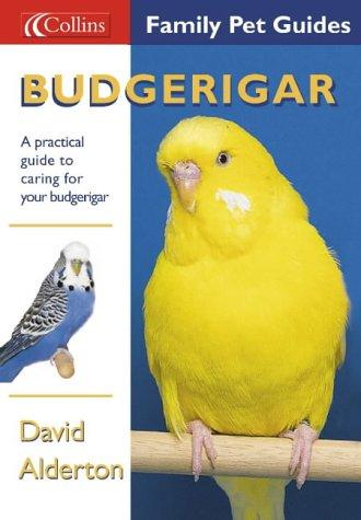 Budgerigar (Collins Famliy Pet Guides) N/A edition cover