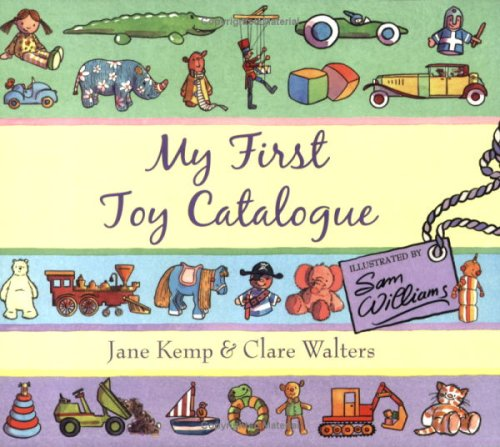 My First Toy Catalogue N/A edition cover