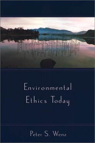 Environmental Ethics Today   2001 9780195133844 Front Cover