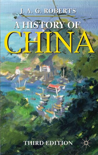 History of China  3rd 2011 (Revised) edition cover