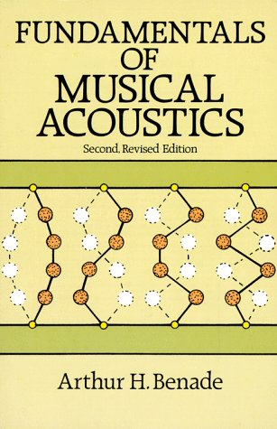Fundamentals of Musical Acoustics  2nd 1990 (Revised) edition cover