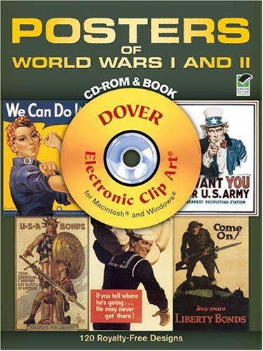 Posters of World Wars I and II   2006 edition cover