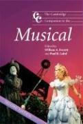 Cambridge Companion to the Musical  2nd 2008 edition cover