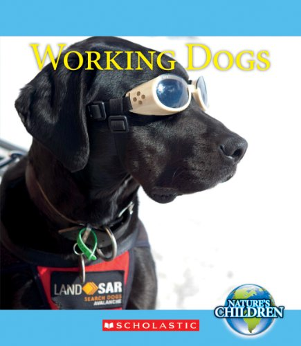 Working Dogs:   2013 edition cover