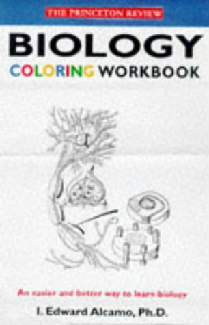 Biology Coloring Workbook   1997 (Workbook) edition cover