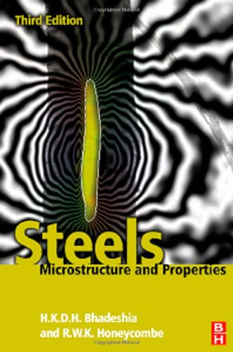 Steels Microstructure and Properties 3rd 2006 9780750680844 Front Cover