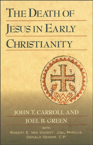 Death of Jesus in Early Christianity  N/A edition cover