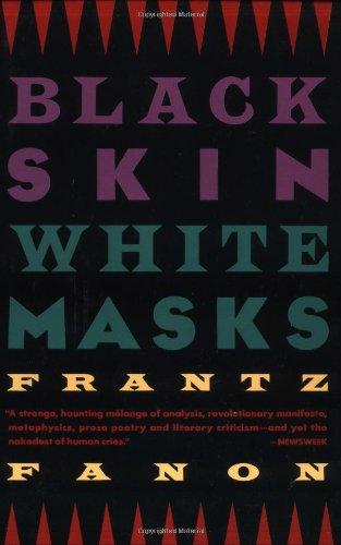 Black Skin, White Masks  N/A edition cover