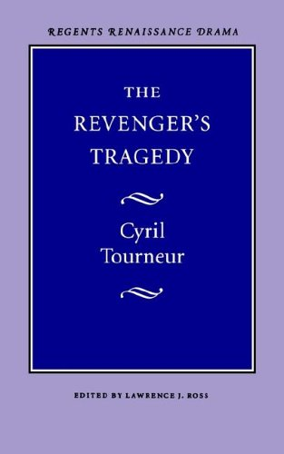 Revenger's Tragedy  N/A edition cover