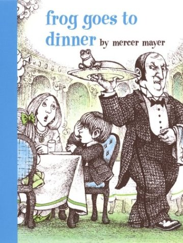 Frog Goes to Dinner   1974 edition cover