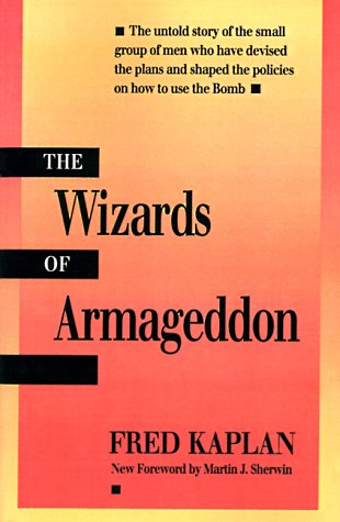 Wizards of Armageddon   1991 edition cover