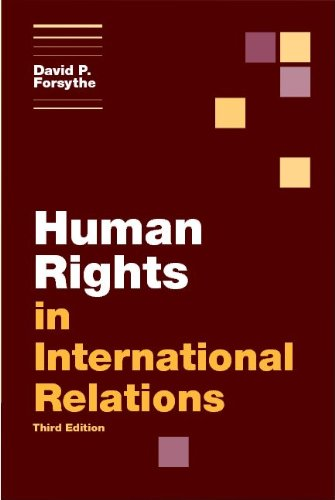 Human Rights in International Relations  3rd 2012 (Revised) edition cover
