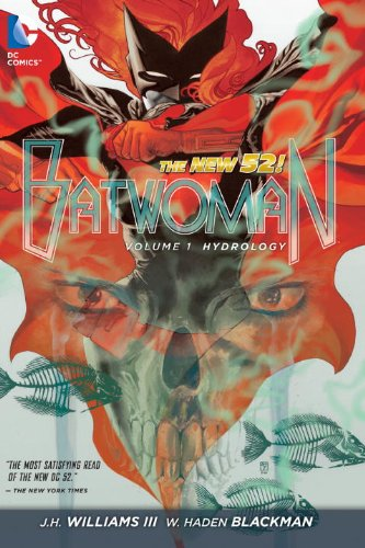 Batwoman - Hydrology   2012 edition cover