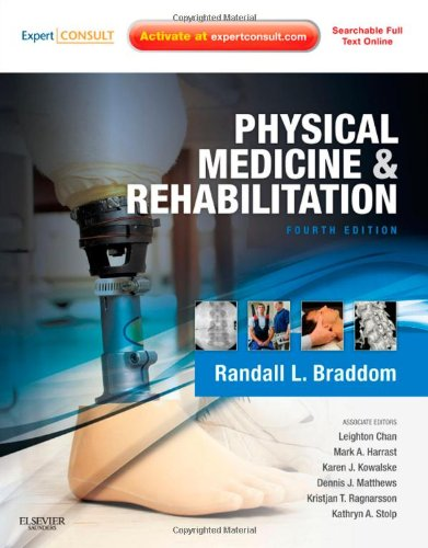 Physical Medicine and Rehabilitation  4th 2011 edition cover