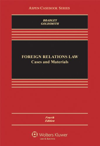 Foreign Relations Law  4th 2011 (Revised) edition cover