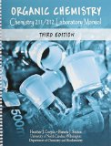 Organic Chemistry Chemistry 211/212 3rd (Revised) edition cover