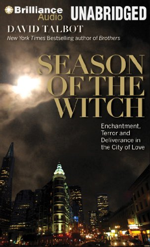 Season of the Witch: Enchantment, Terror, and Deliverance in the City of Love  2013 edition cover