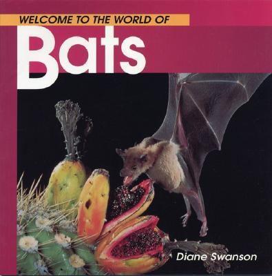 Bats  N/A 9781551107844 Front Cover