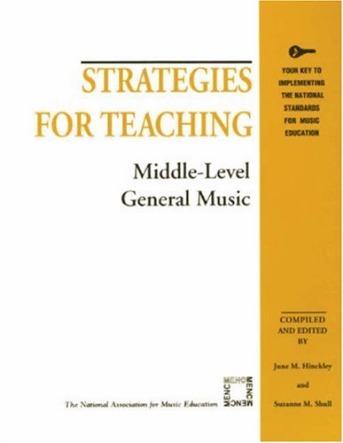 Strategies for Teaching Middle-Level General Music  N/A edition cover