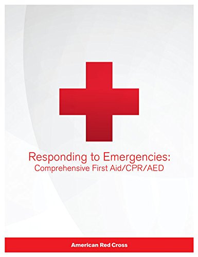 FIRST AID:RESPONDING TO EMERGENC.-2017  N/A 9781584806844 Front Cover