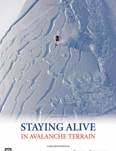Staying Alive in Avalanche Terrain  2nd edition cover