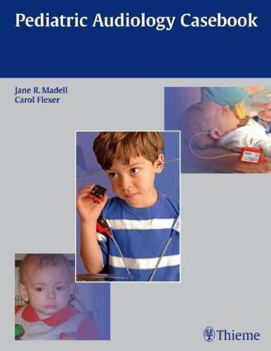 Pediatric Audiology Casebook   2011 edition cover