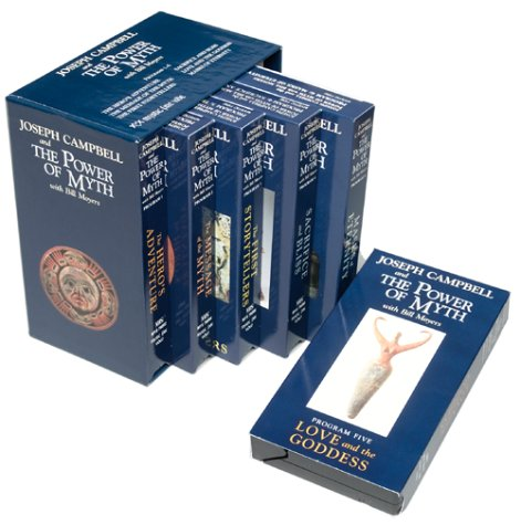 Joseph Campbell and the Power of Myth (6pc) [VHS] System.Collections.Generic.List`1[System.String] artwork