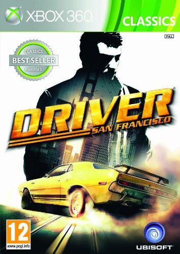 Driver San Francisco - Classic Edition (Xbox 360) Xbox 360 artwork