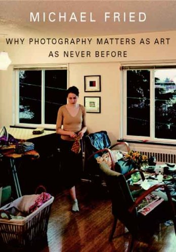 Why Photography Matters As Art As Never Before   2008 edition cover