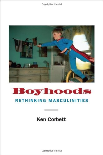 Boyhoods Rethinking Masculinities  2009 edition cover