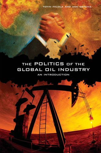 Politics of the Global Oil Industry  N/A edition cover