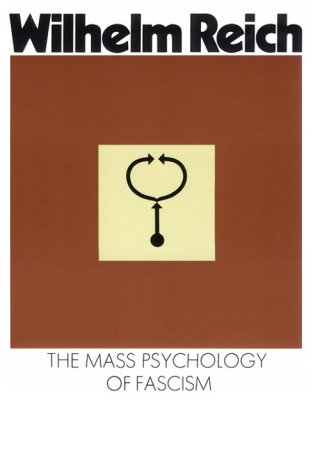 Mass Psychology of Fascism  3rd 1970 edition cover