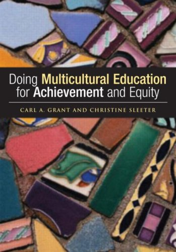 Doing Multicultural Education for Achievement and Equity   2007 9780415951845 Front Cover