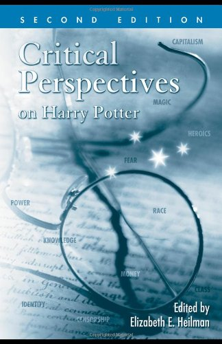 Critical Perspectives on Harry Potter  2nd 2009 (Revised) edition cover