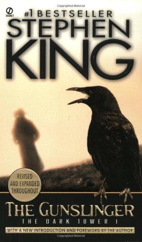 Gunslinger  Revised edition cover