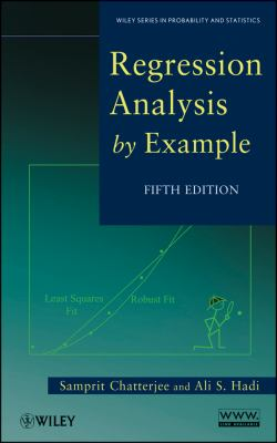 Regression Analysis by Example  5th 2012 edition cover